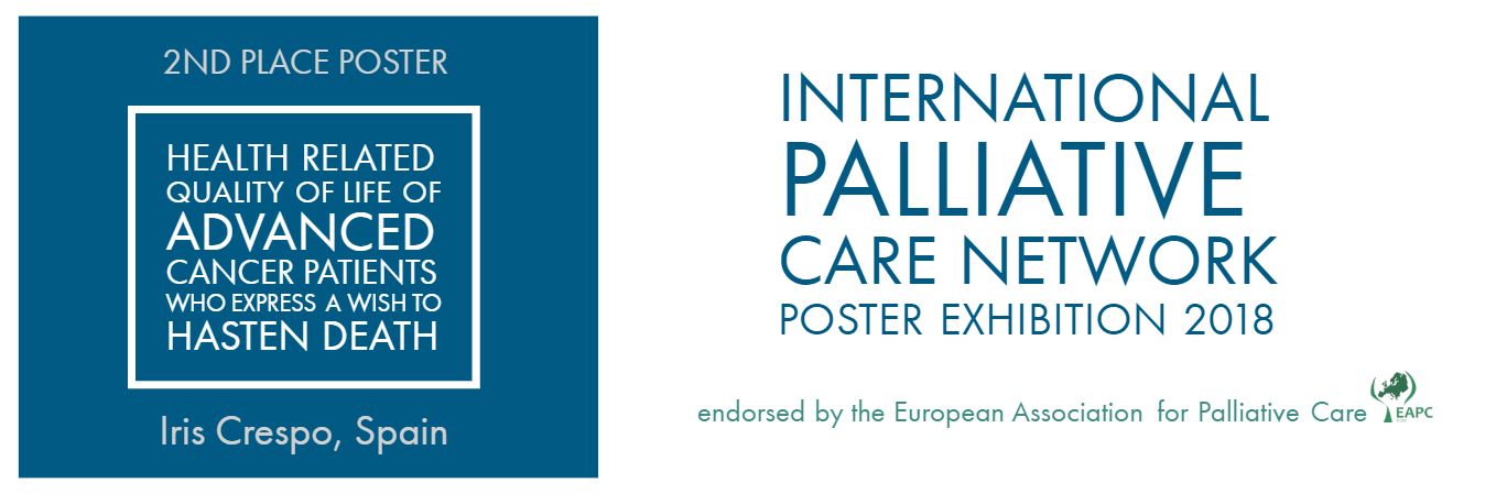Palliative Care Network 2nd place