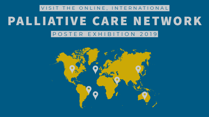 Visit the ONLINE International Palliative Care Network Poster Exhibition 2019
