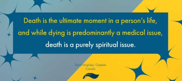 PCN Blog_David Maginley, Chaplain